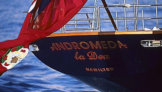 Andromeda la Dea Charter Yacht - 8