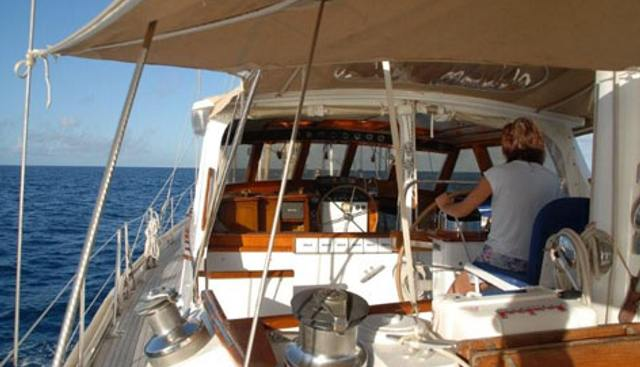 Scheherazade Charter Yacht - 5