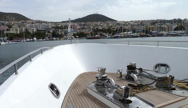 Ghanem Charter Yacht - 5
