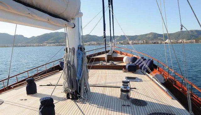 Queen of Datca Charter Yacht - 4