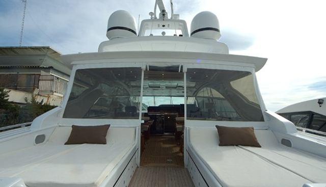 Mr. M Charter Yacht - 3