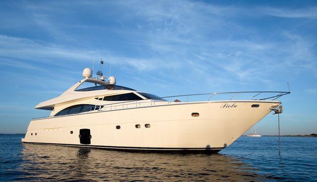 Piola Charter Yacht
