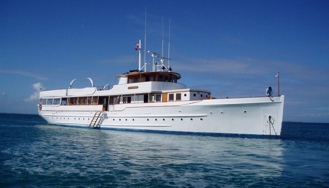 Mariner III Charter Yacht