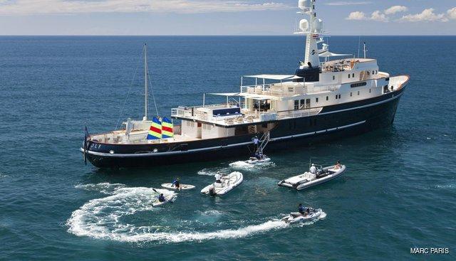 Seawolf Charter Yacht - 5
