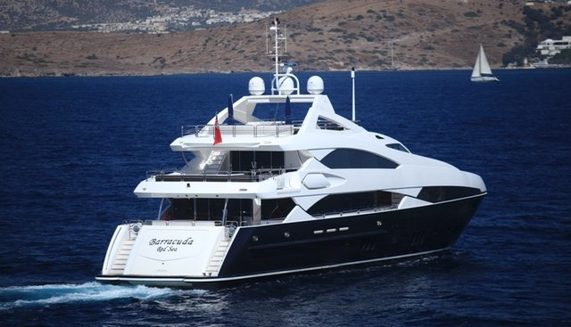 Barracuda Red Sea Charter Yacht - 5