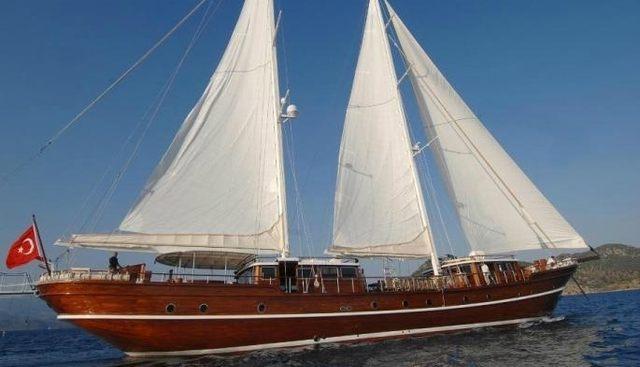 Goleta I Charter Yacht