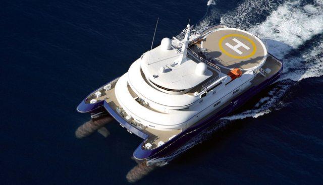 Nurja Charter Yacht