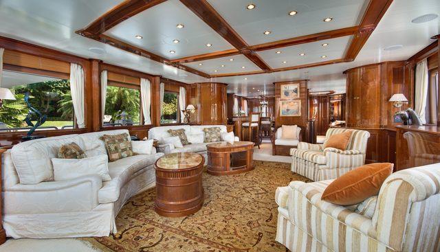 Siete Charter Yacht - 8