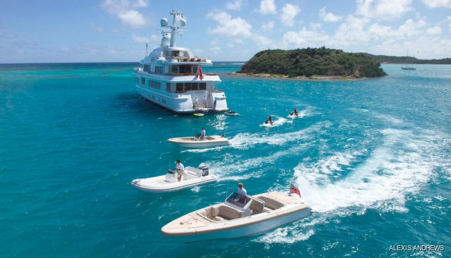 Sea Huntress Charter Yacht - 5