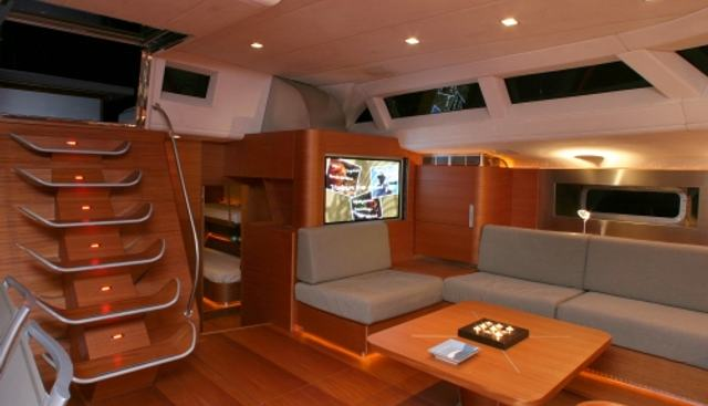 Attimo Charter Yacht - 6