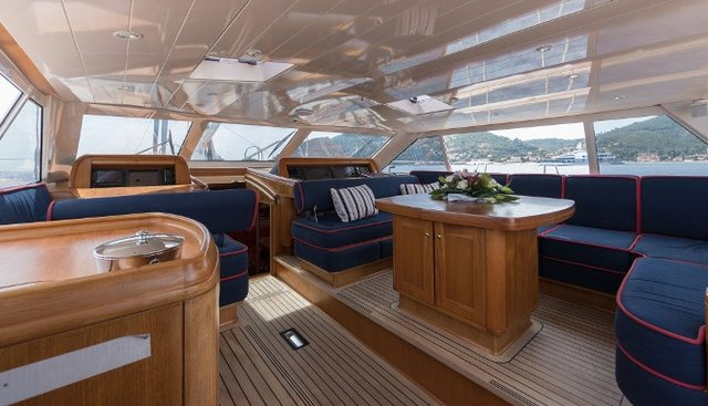 Adesa Charter Yacht - 3