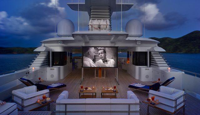 Victoria Del Mar Charter Yacht - 2