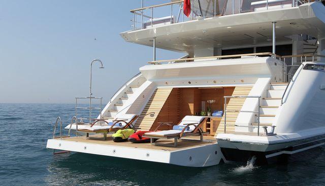 Inspiration Charter Yacht - 4