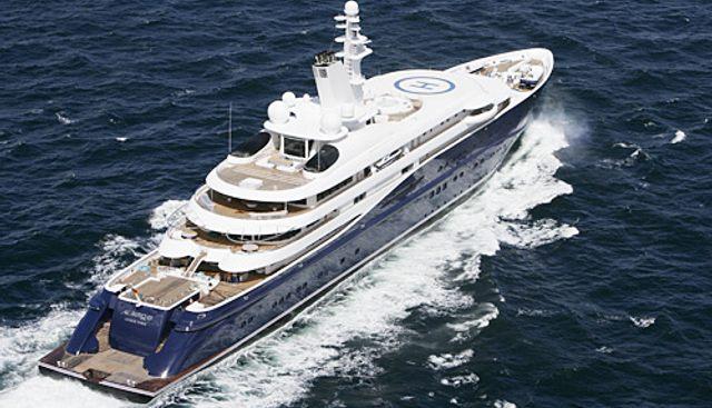 AL MIRQAB Yacht - Kusch Yachts | Yacht Charter Fleet