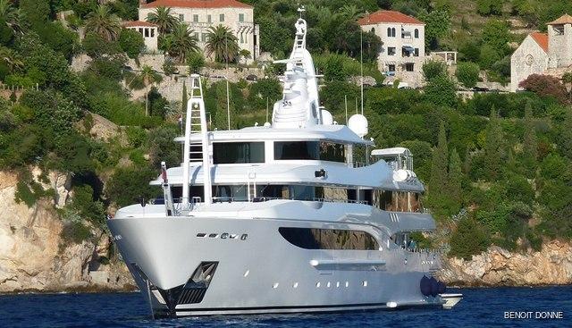 Tacanuyaso M S Charter Yacht - 2