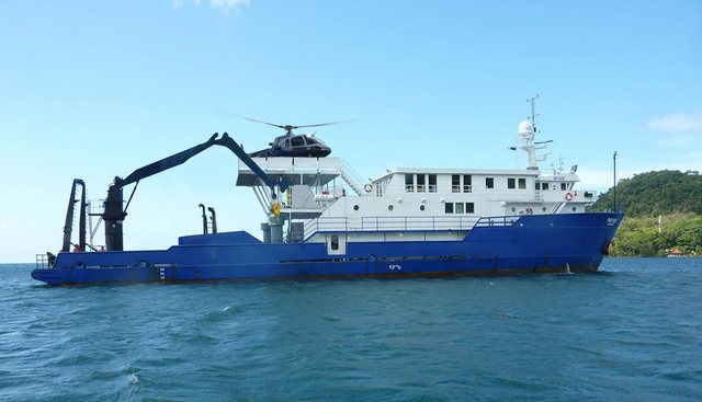 Proteus II Charter Yacht