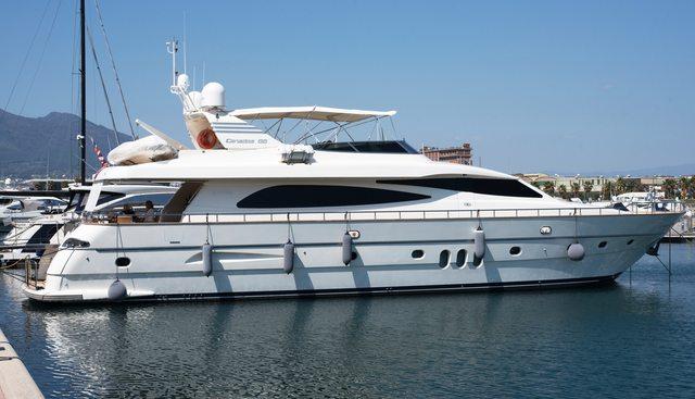 D'Aristotelis Charter Yacht