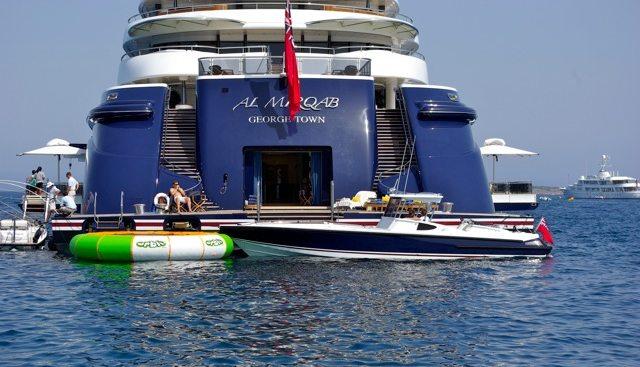 Al Mirqab Charter Yacht - 5