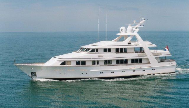 Corinthian Charter Yacht