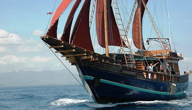 Tiger Blue Charter Yacht - 2