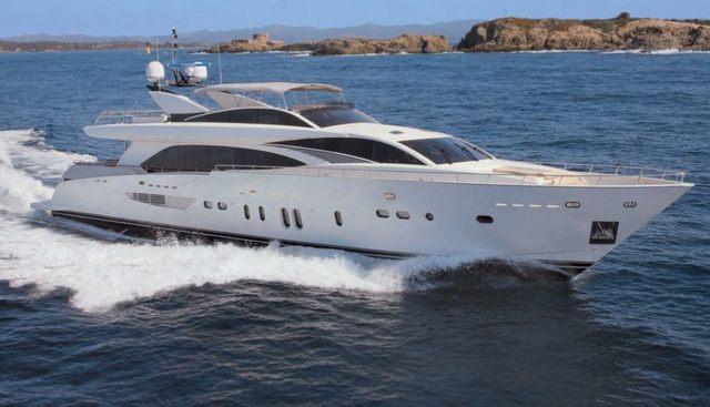 Lady Emma Charter Yacht