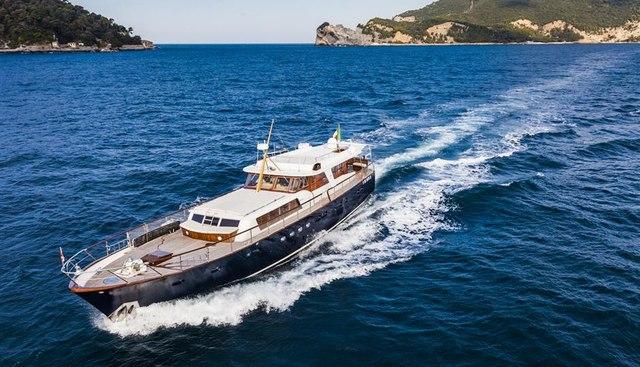 C5 Charter Yacht - 7