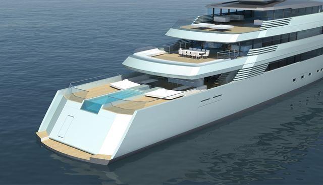 81M Vitruvius Charter Yacht