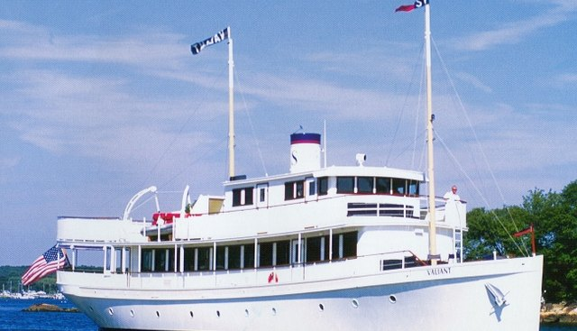 Valiant Charter Yacht