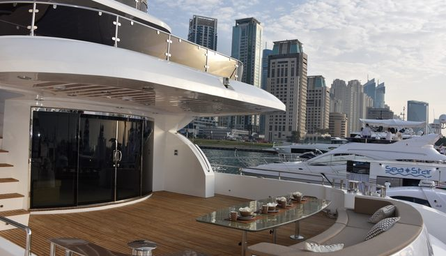 AS130 Charter Yacht - 2