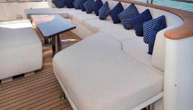 Mina Charter Yacht - 7