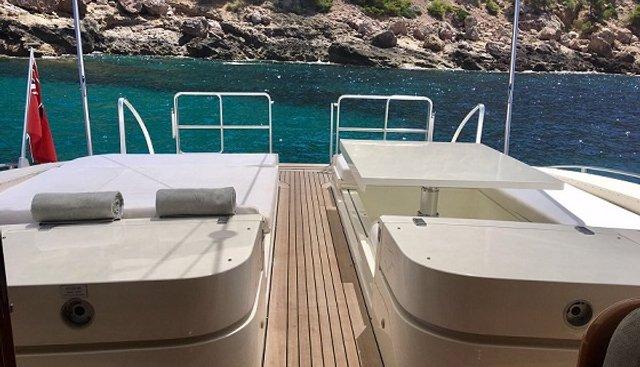 Cita Charter Yacht - 3