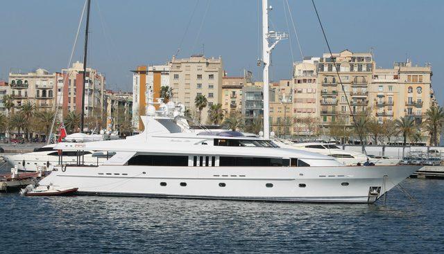 Bacchus Alla Charter Yacht - 2
