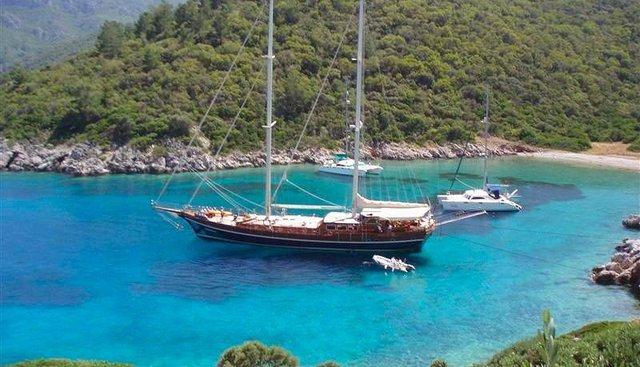 Zephyria II Charter Yacht - 3