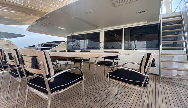 Cloud Atlas Charter Yacht - 4