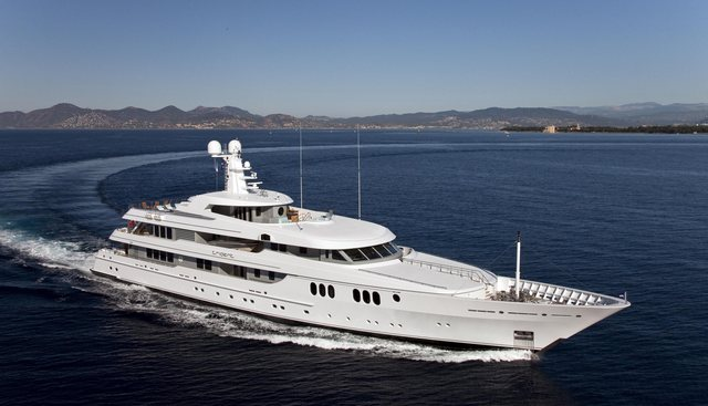Trident Charter Yacht