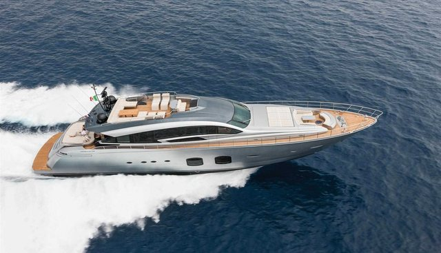 Pure Escape Charter Yacht