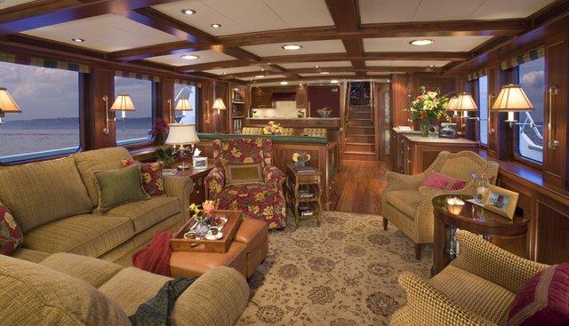 African Queen Charter Yacht - 6