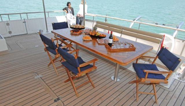 Pelicano Charter Yacht - 5