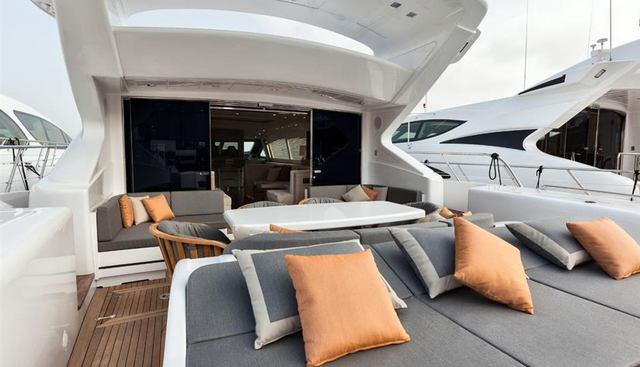 Veyron Charter Yacht - 2