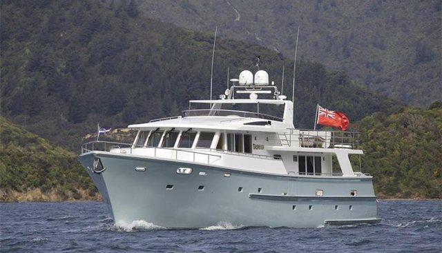 Tasman Charter Yacht - 2