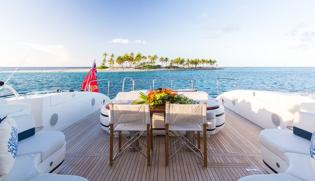 Kampai Charter Yacht - 3