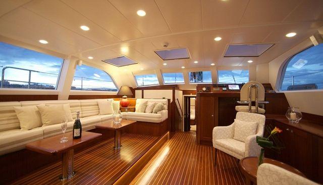 Sila Sibiri Charter Yacht - 6
