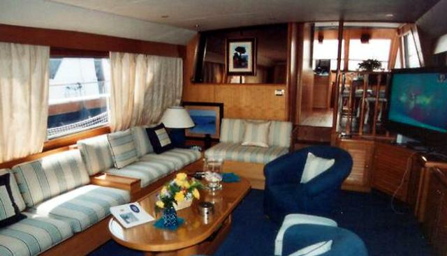 Imperial Princess Charter Yacht - 4