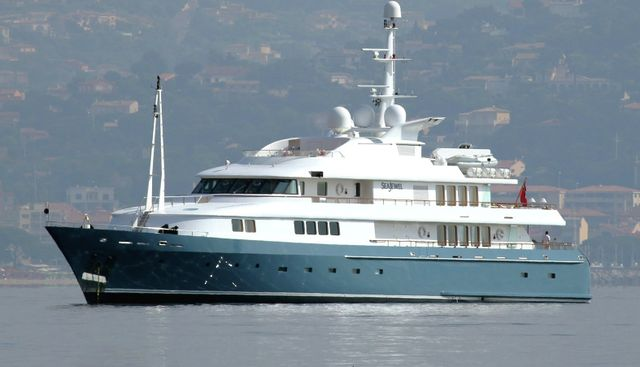 Amore Mio 2 Charter Yacht