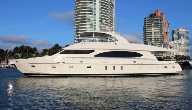 The Program Charter Yacht