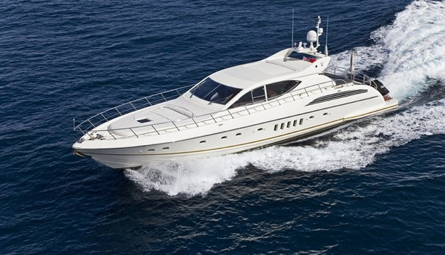 Next Charter Yacht