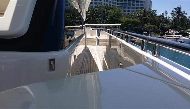 Ferretti 960 Charter Yacht - 7