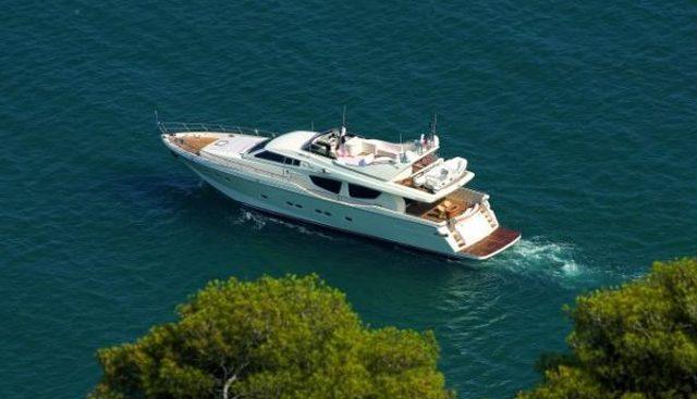 Vivilena Charter Yacht - 4