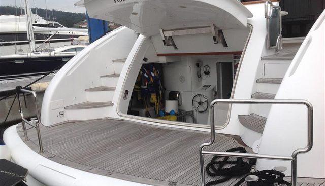 Virginia VII Charter Yacht - 8