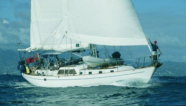 The Dove Charter Yacht